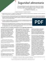 Bioetica ( Seguridad Alimentaria)