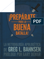 Preparate Para La Buena Batalla eBook