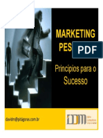 Marketing Pessoal David Maia