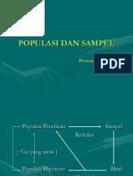 Stat Kes- Slide III - Populasi Dan Sampel -
