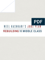 Neel Kashkari's Jobs Plan