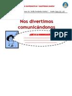 FICHA APLICATIVA la comunicación 6°
