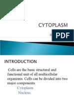 Cytoplasm Final