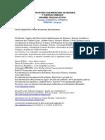 Informe 3 2014