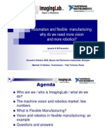 Automazione e Flexible Manufacturing