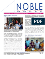 NOBLE PRESS ISSUE 43