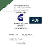 LAPORAN  AMALI  1292011