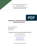 Fundamentação Teórica (Lei de Fourier)