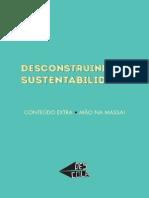 Report Desconstruindo a Sustentabilidade