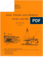 High Power Electronics HVDC SVC