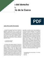 Mario Del a Cueva Derecho Del Trabajo