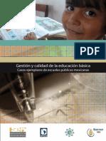 gestion y calidad de la educacion básica para la parte de educacion
