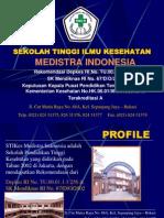 Profile Stikes Medistra Indonesia