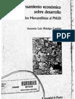 El pensamiento económico sobre desarrollo.pdf