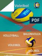 Presentación Voleibol LGM
