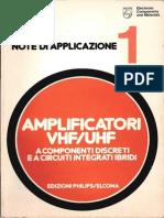 Philips - Amplificatori VHF UHF
