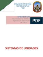 Sistemas de Unidades CATV-BMP