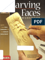 Carving Faces Workbook _Harold Enlow