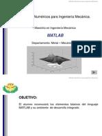 Elementos Basicos de MATLAB