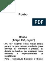 8.+Roubo+PROVA.ppt