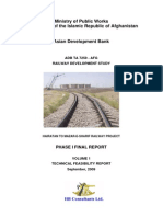 Technical Feasibility Report Volume 1
