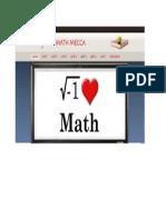 Math Mecca