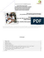 Plan de Accion Tutorial Lic. Benito Juarez Garcia Definitivo