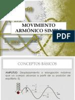 Movimiento Armonico Simple