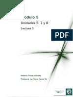 Lectura 3 - Hidrostática, Estática de Gases e Hidrodinámica