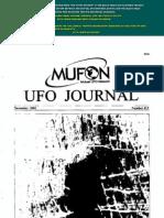 Muf®n Ufo Journal