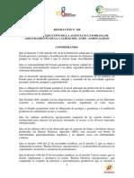 Resolucion 108 Agricola