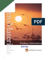Pmc Drill Pipe Catalogue Rev6