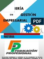 Unidad I Formación Profesional