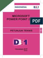 9. PowerPoint DBE1[Final]1