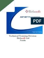 ASP.net Lab Guide
