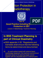 GoodPractice for treatment Planning