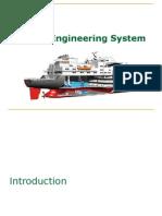 Marine Engineering System Introduction