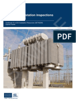 Carryout - Substation Inspections