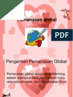 PowerPoint Pemanasan Global