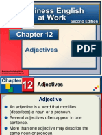 Adjectives (2)