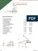 Doosan DX300LCSLR Hydraulic Excavator