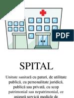 istoria spitale