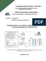 03- Programmation en MikroC