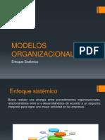 MODELOS ORGANIZACIONALES-SISTEMICOS