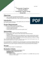 Gfx Project Description