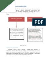 Competencias Conceptuales y Procedimentales