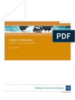 CGN Supplier Collaboration White Paper