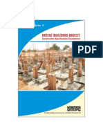 Construction Specfication - Foundations