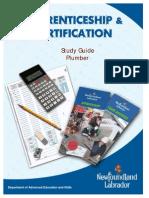 StudyGuide Plumber