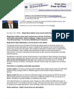 Beige Book details cause stock market key reversals